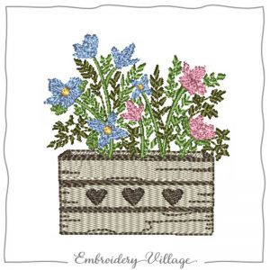 1032-flower-bouquet-box-embroidery-village
