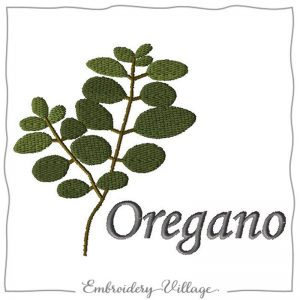 1036-herbs-oregano-embroidery-village