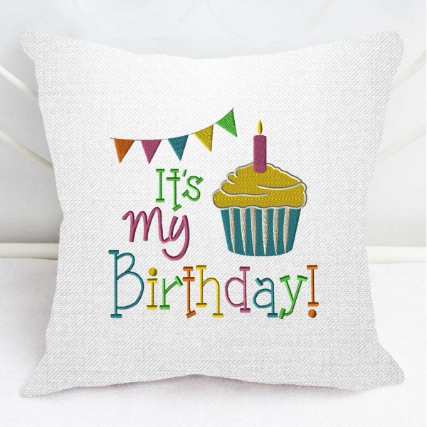 EV1161 Its my birthday-Embroidery Village