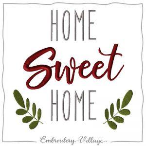 EV1190 home sweet home